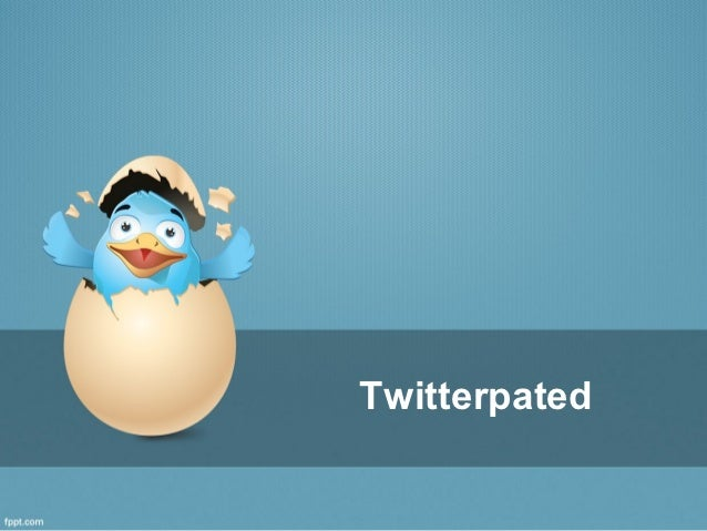 Twitterpated
