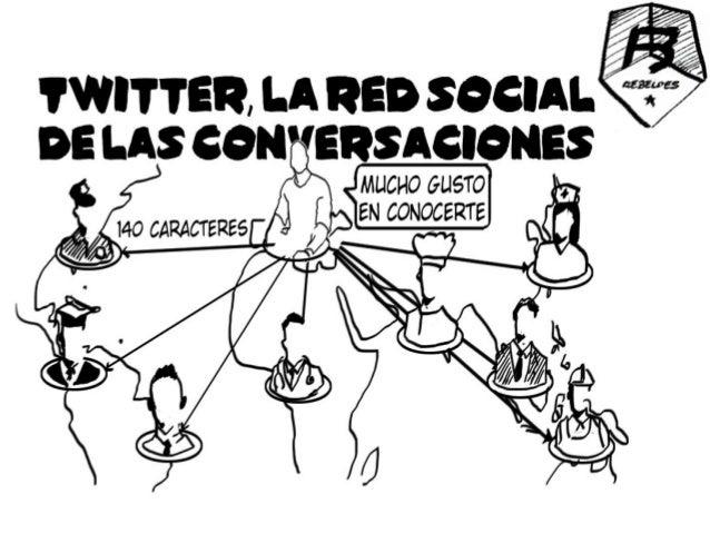 [Twitter] Las 4 claves para arrasar con tu Twitter Slide 3
