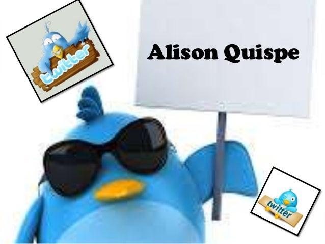 Alison Quispe