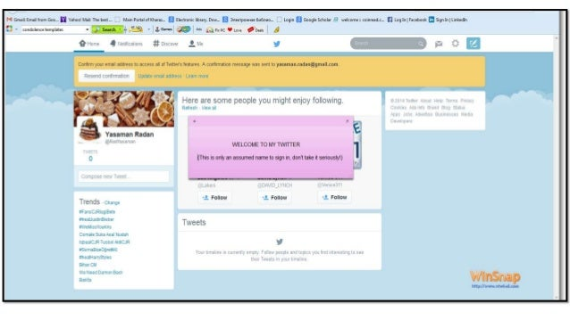 Twitter, the Microblogging Tool Slide 2