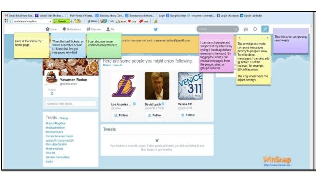 Twitter, the Microblogging Tool Slide 3