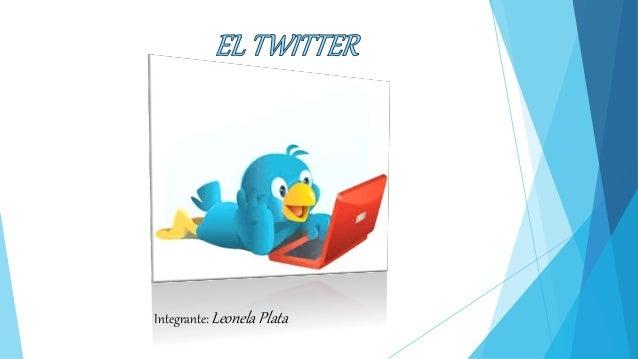 Integrante: Leonela Plata