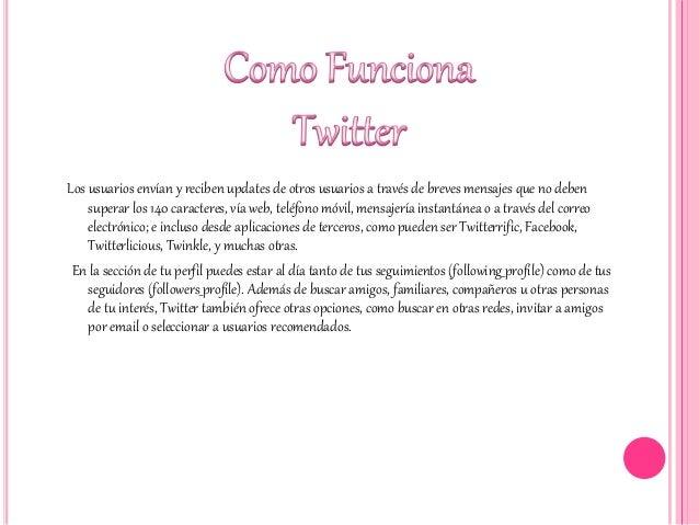 Un Retweet (RT) en Twitter, es cuando un usuario re-publica y recomienda un tweet recibido de las personas a quienes sigue...