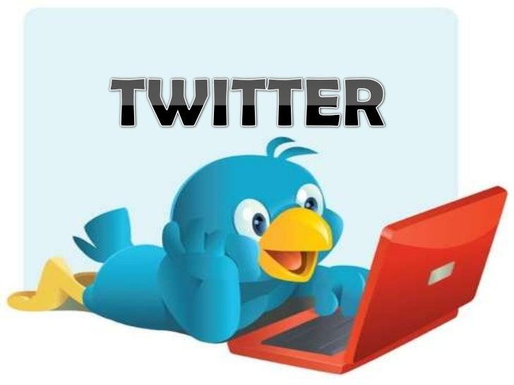 Es un servicio que permite a los usuarios enviar y recibir mensajes breves detexto desde todo tipo de plataformas.( www.tw...