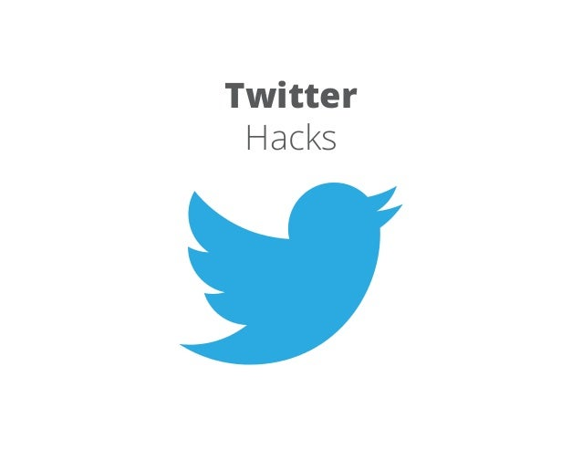 11   The Everything Guide to Twitter Success Twitter Hacks