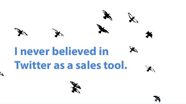 How Twitter Can Solve 3 Major Sales Challenges #SocialSelling Slide 2
