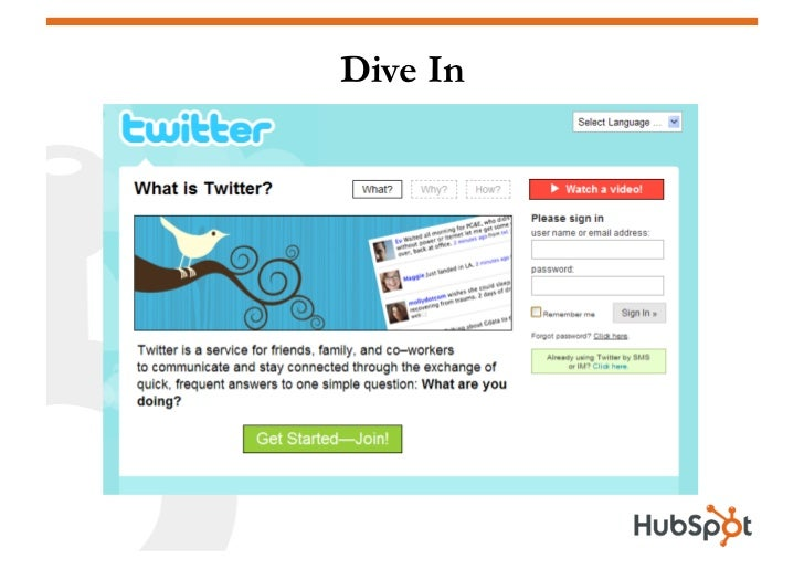 Intro To Twitter For Business Hubspot Amp Geek Girl Camp