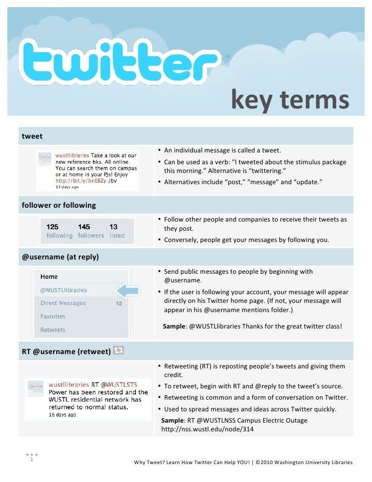 keyterms tweet                       ...