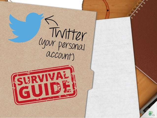 Twitter(your personal account)