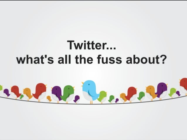 Why UseTwitter?