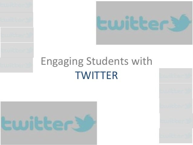 Engaging Students with TWITTER