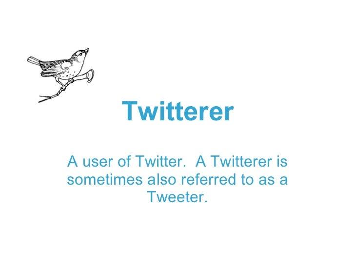 Twitter Words Slide 3