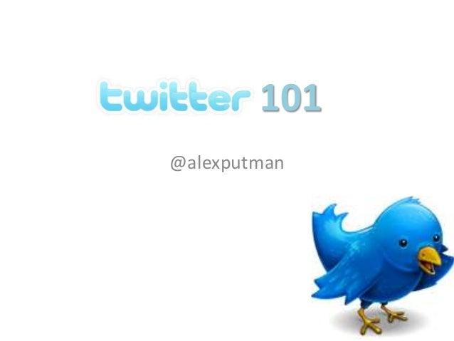 101@alexputman