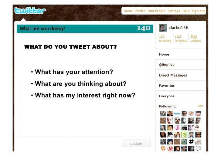 Twitter 101 Slide 3