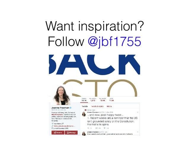 Want inspiration? Follow @RadioFreeTom