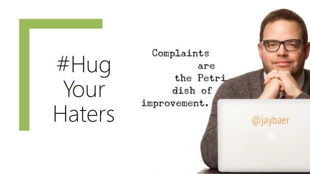#Hug Your Haters