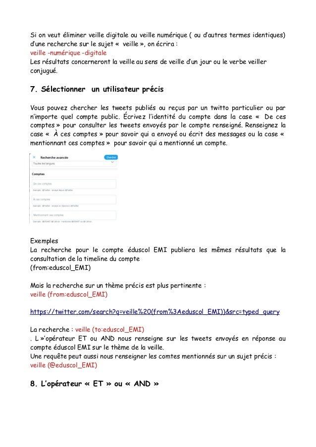 Twitter advanced search_tuto Slide 3