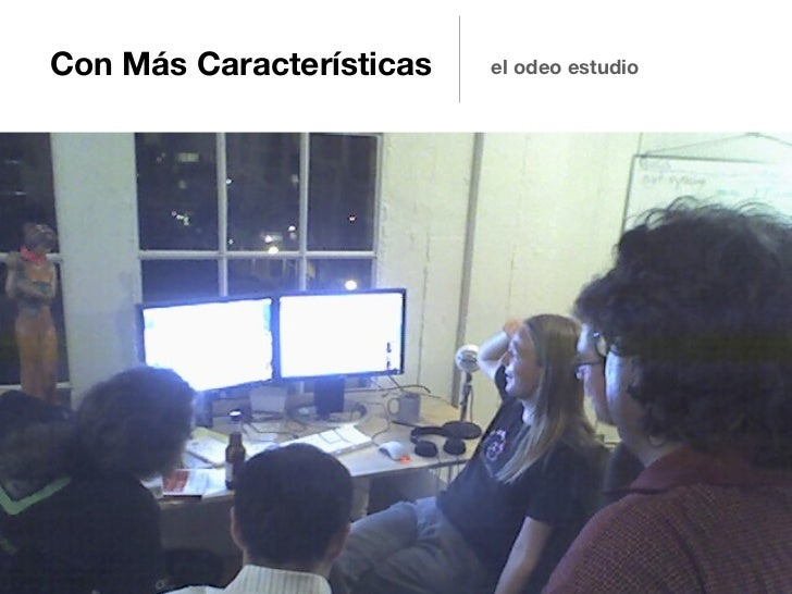 Con Más Características   el odeo estudio                                       Source: http://flic.kr/p/H9zi             ...