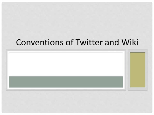 TWITTER Form: Micro blogging social network · Structure: 140 character status, retweets, pictures · Content: Individual's ...