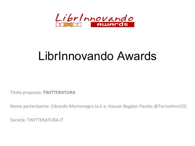 LibrInnovando Awards