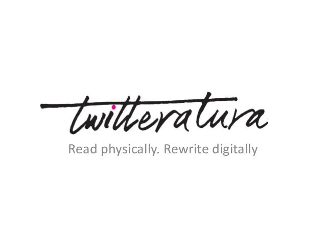 Read physically. Rewrite digitally