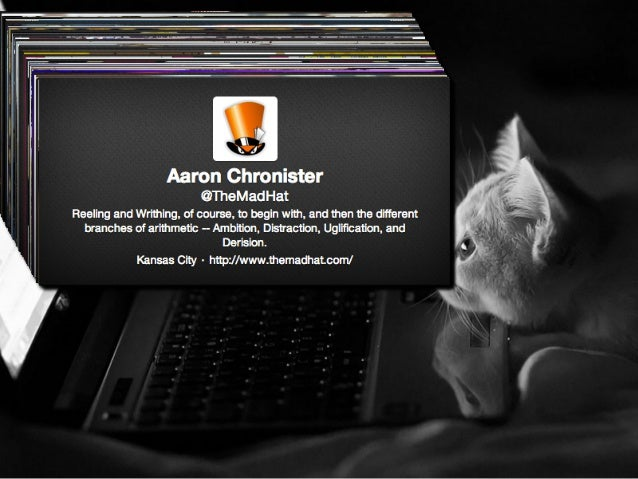 100+ of the World's Most Clever and Funny Twitter Bios