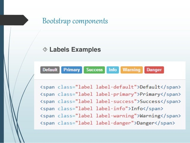 Twitter Bootstrap Comprehensive Overview