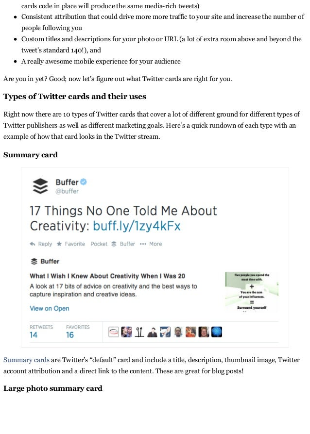 Twitter Lead Generation Cards complete guide: how to set up, measure, more 2 Slide 3