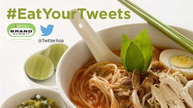 Subtitle Body copy #EatYourTweets @TwitterAsia