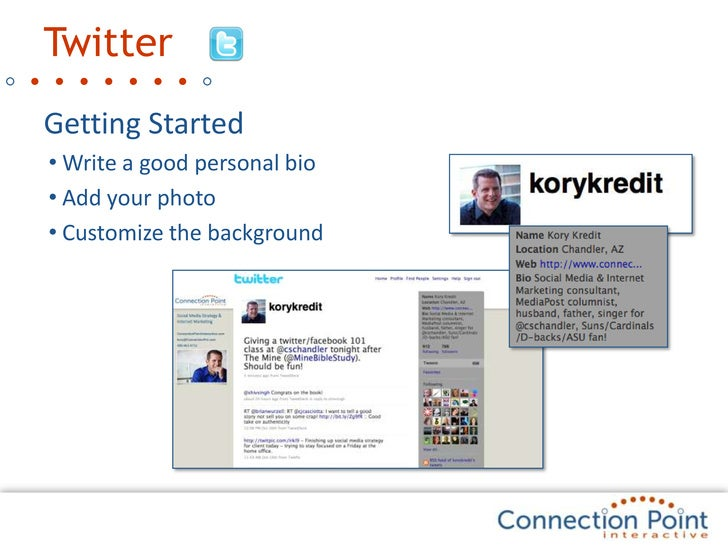 How to Write a Twitter Bio that Converts Customers