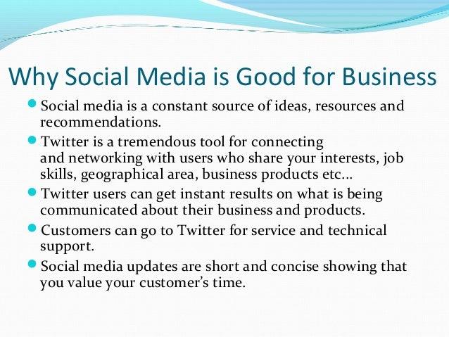 Twitter for Business Slide 2