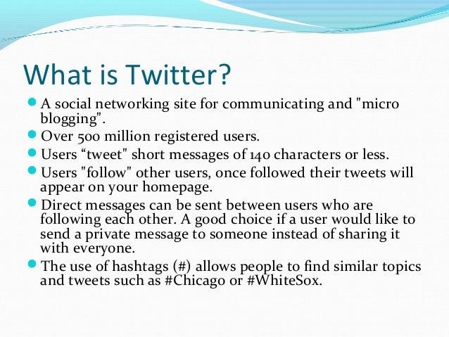 Twitter for Business Slide 3