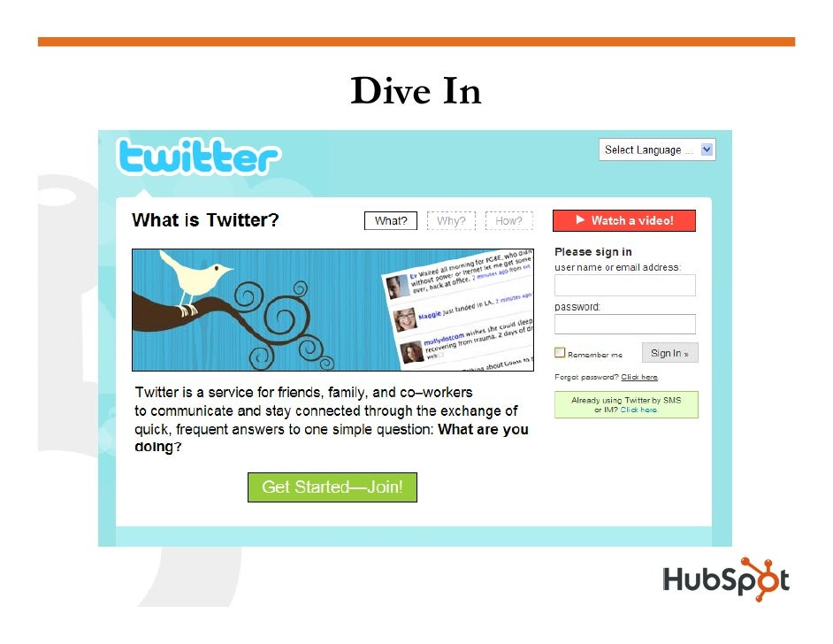 Twitter For Marketing Webinar Slides