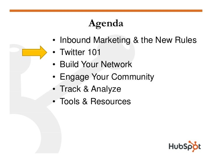 Twitter for Marketing and PR Slide 11