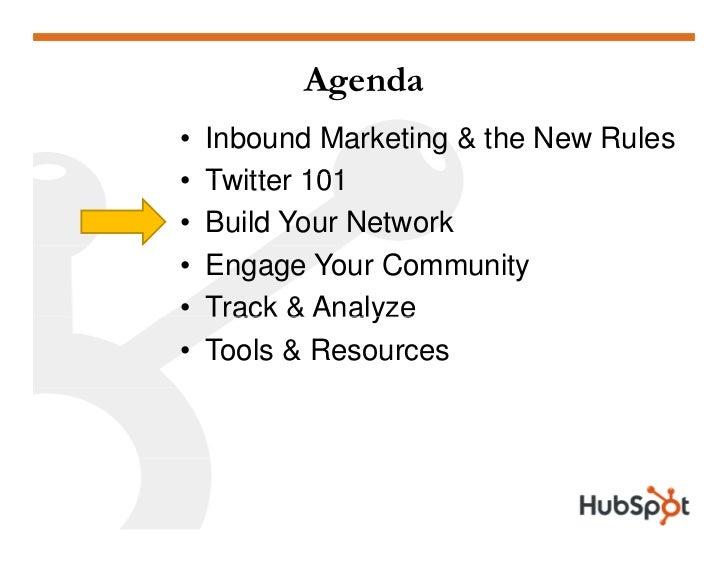 Twitter for Marketing and PR Slide 17