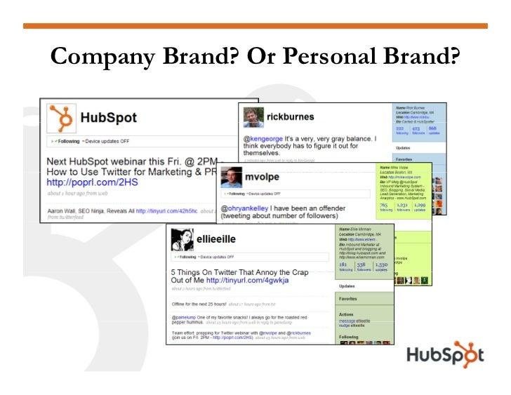 Twitter for Marketing and PR Slide 19