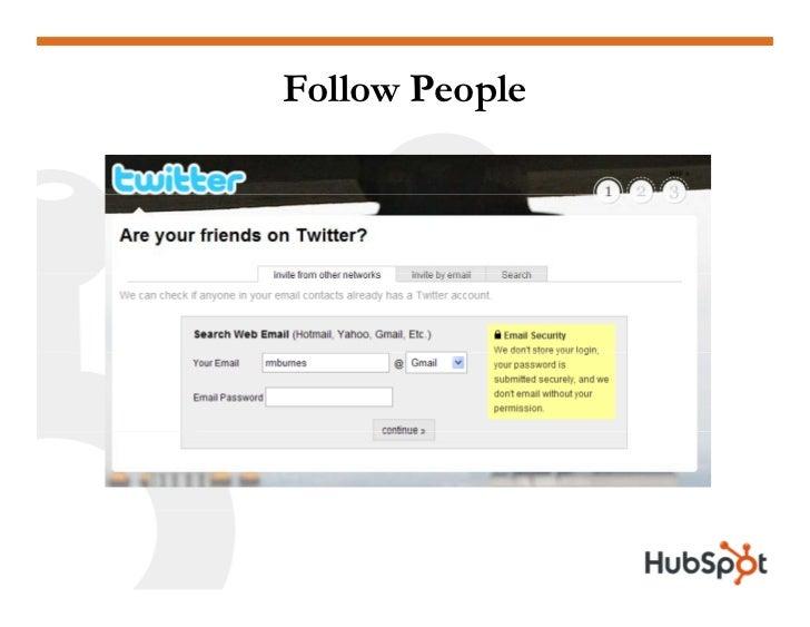 Follow People