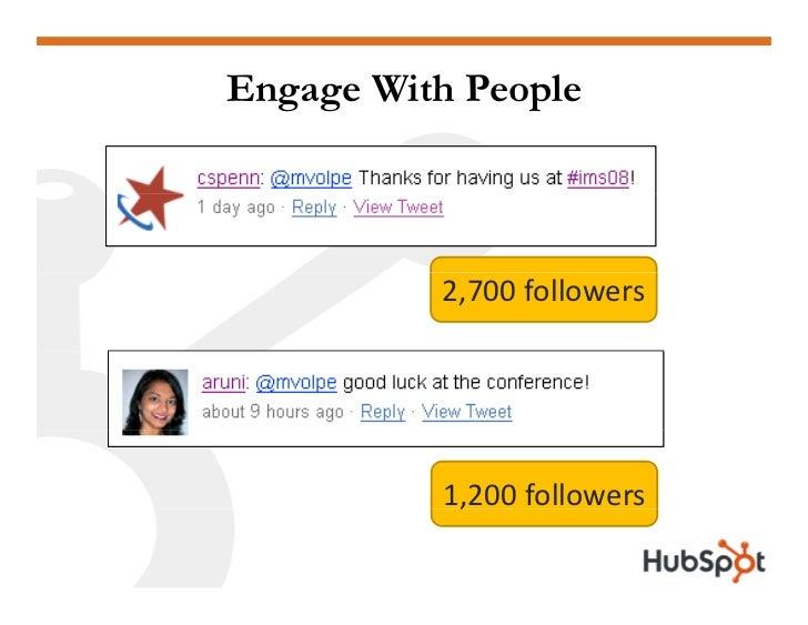 Twitter for Marketing and PR Slide 26