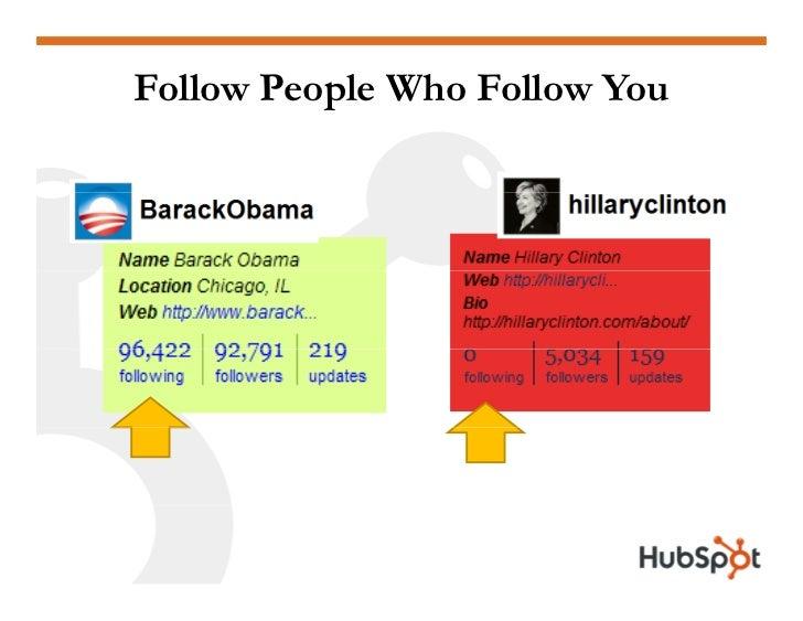 Twitter for Marketing and PR Slide 28