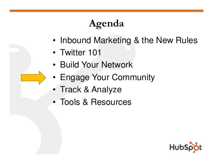 Twitter for Marketing and PR Slide 29