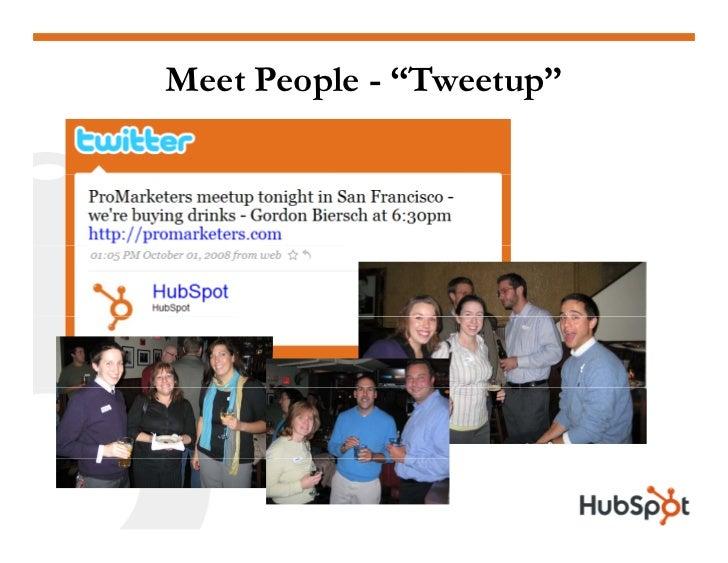 Twitter for Marketing and PR Slide 37
