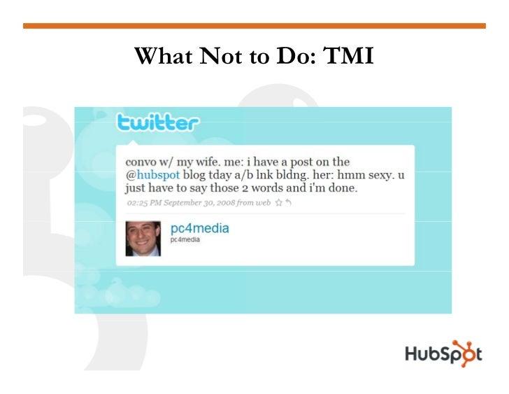 Twitter for Marketing and PR Slide 38
