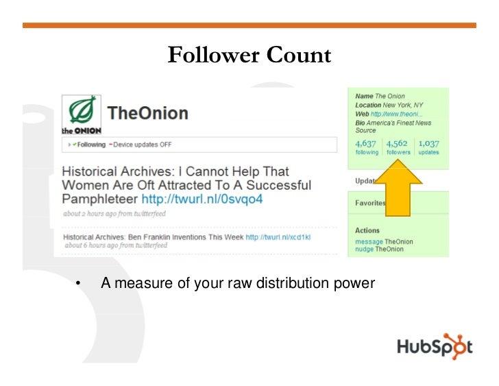 Twitter for Marketing and PR Slide 41