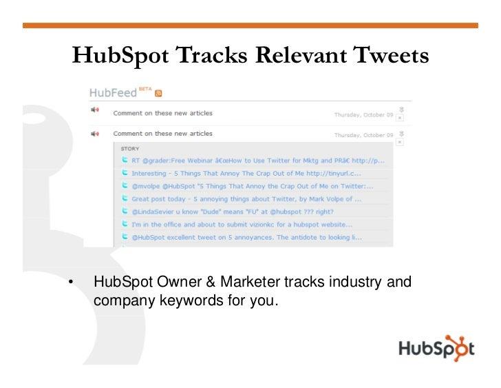 Twitter for Marketing and PR Slide 46