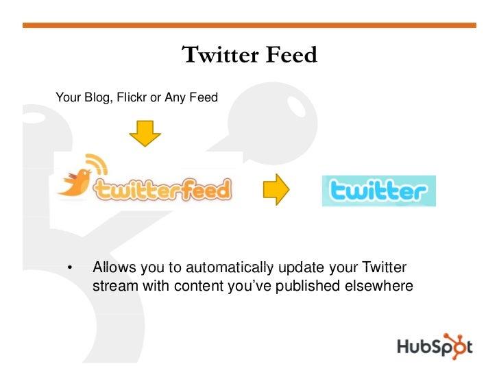 Twitter for Marketing and PR Slide 49