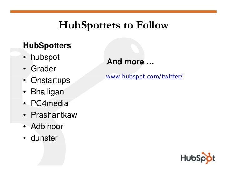 Twitter for Marketing and PR Slide 51
