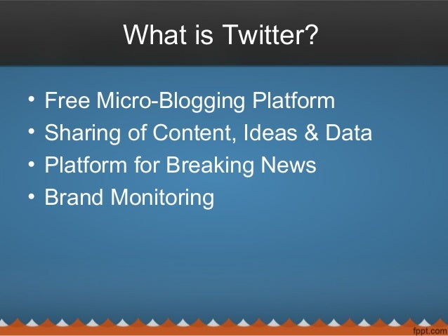 Twitter for startups - Turning Your Followers in to Customers Slide 3