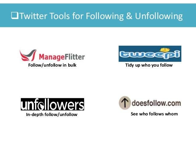 44 أدوات مهمة لإستخدام تويتر