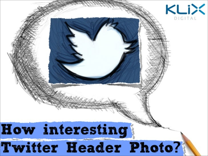 Twitter Header Optimisation