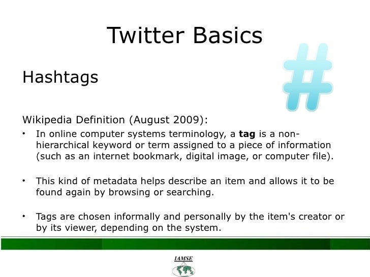 Twitter In Medical Education
